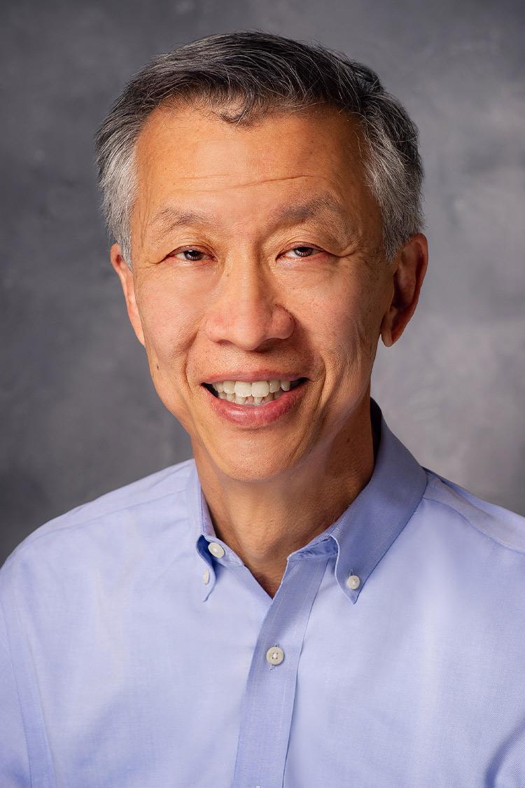 Mark Ling, M.D., Ph.D.